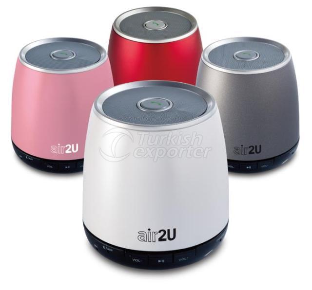 Aiptek Air2U Bluetooth Speaker