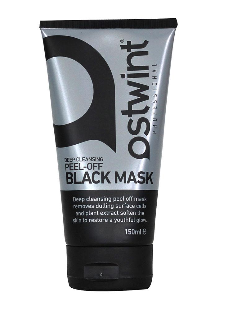 Черная маска Peel-Off