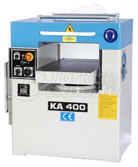 KA 400 Thicknessing Machines