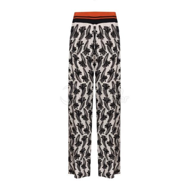 Trousers Pallini - W18S-L036-PN-R205