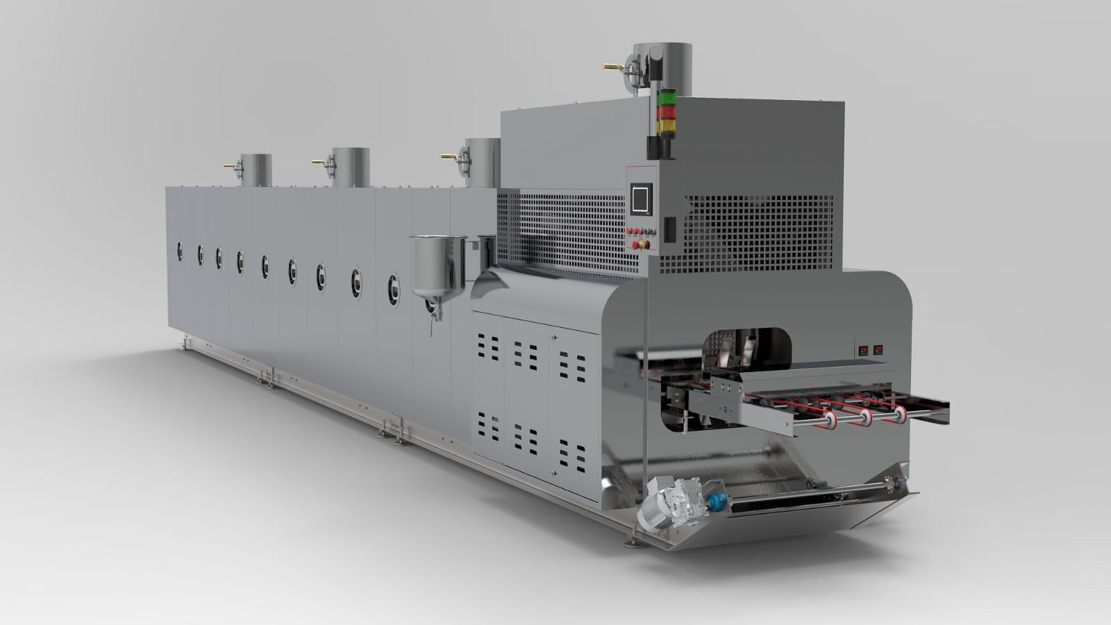 Wafer Baking Oven