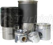 Cylinder Kit, Cylinder Liner