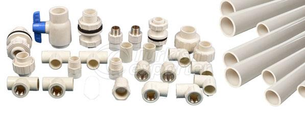 plastic pipe and fittings products