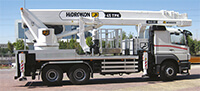 Truck Mounted Aerial Platform HK45 TPK
