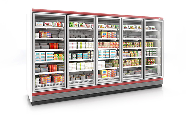 Multideck Freezers Meric