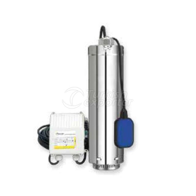 Well Pumps-Stainless Steel - MXS Series