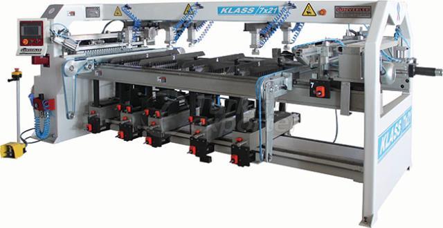 Multi Bore Machine 7 Axis Automatic