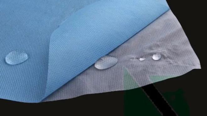 Hydrophobic Non-Woven Fabric