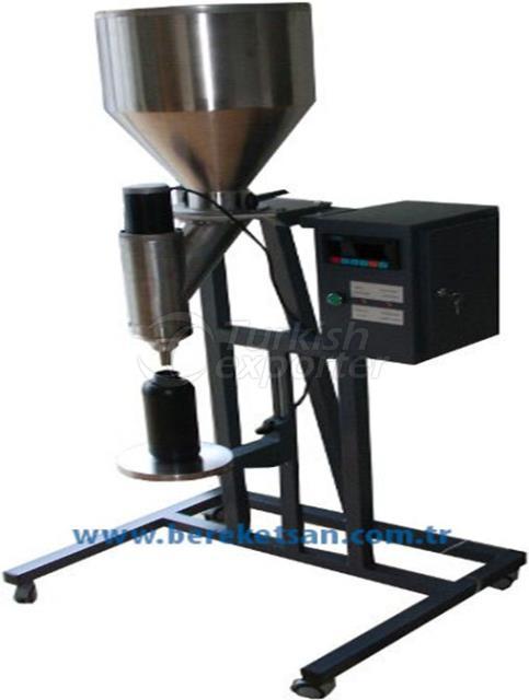 Рулонная машина для заполнения гранул