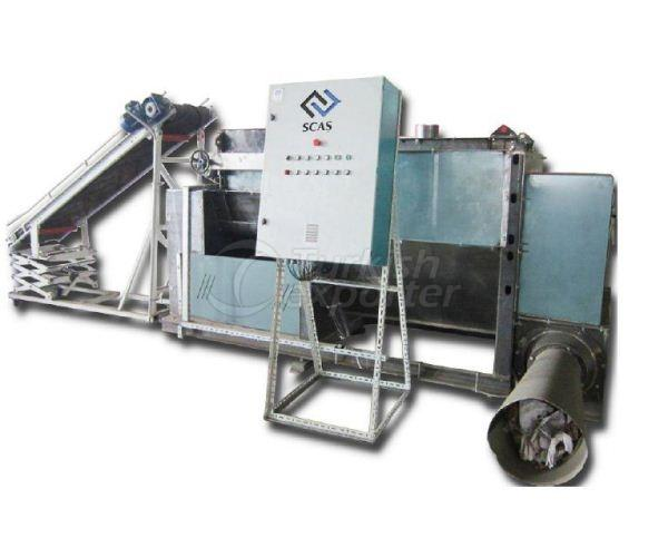 Bag Splitting Machine