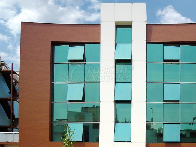 Sistemas de fachada