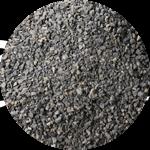 Basalt aggregates