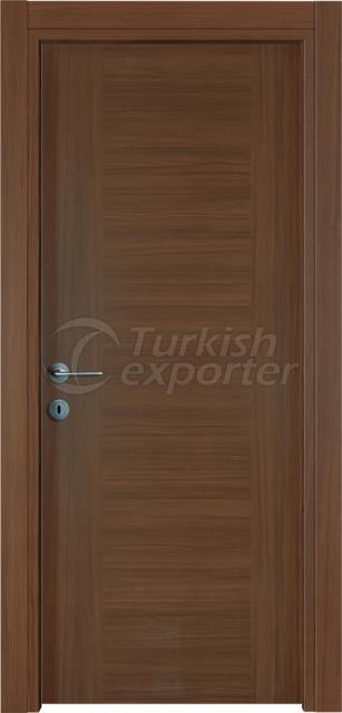Melamine Door Dark Walnut