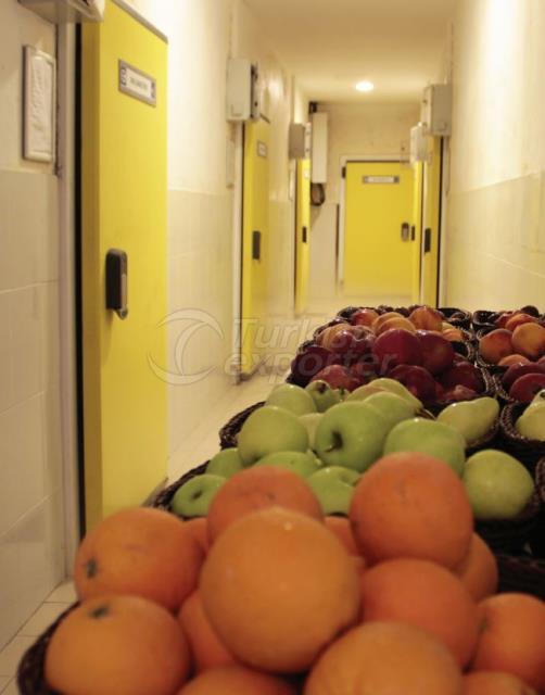 Cold Storage Doors Hinged