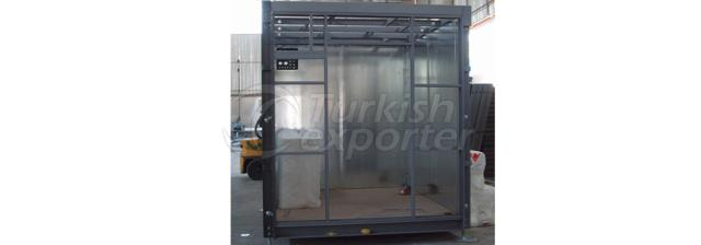 Container-Cabinet