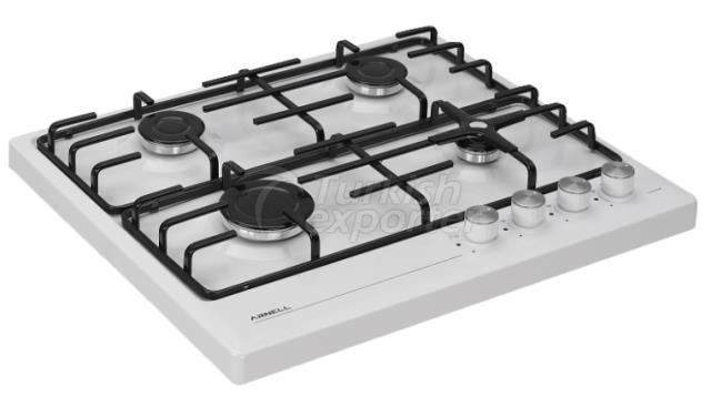Front Button Cooker