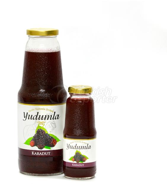 Natural Black Mulberry Juice