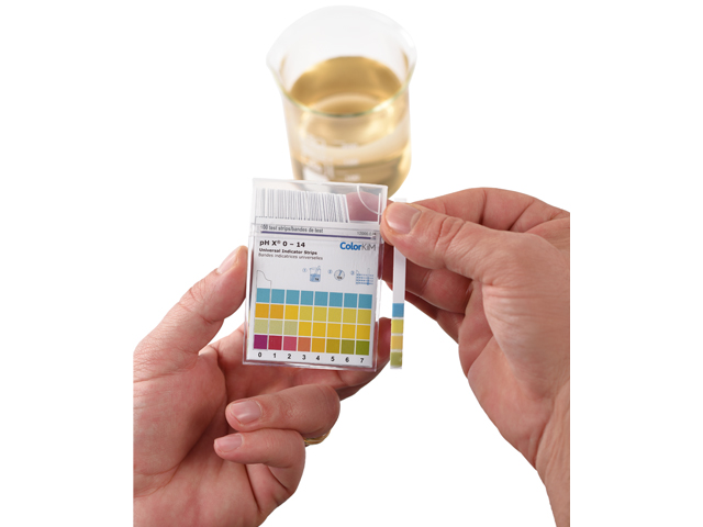 pH X® pH Test Strips