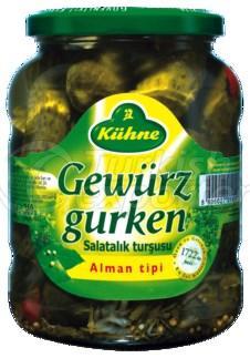 Kuhne Gewurzgurkenin Pickle