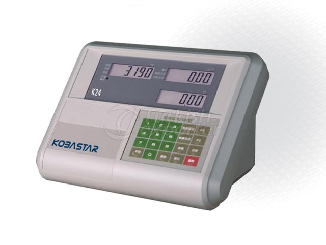 Counting Weighing Indicator (K24)