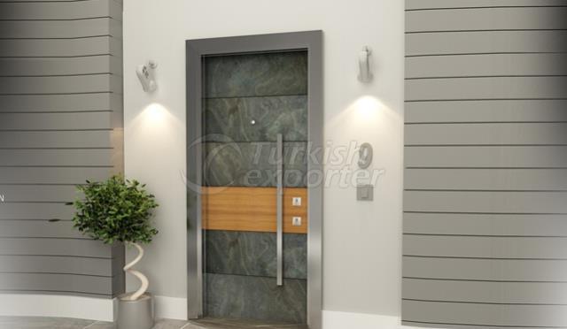 Falez Steel Door