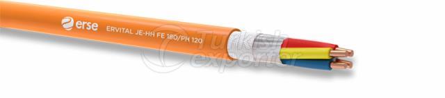 Fire Resistant Cables JE-HH FE 180 - PH 120