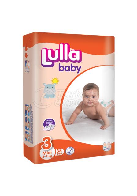 Bebek Bezi  Lulla Midi