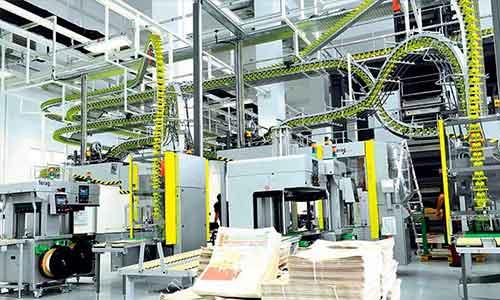 Endüstriyel Tesisler – Çelik Platformlar