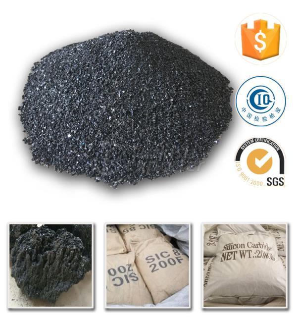 Metallurgical grade Silicon Carbide