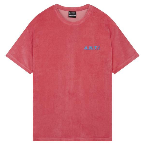 Oversized Towelling T-Shirt