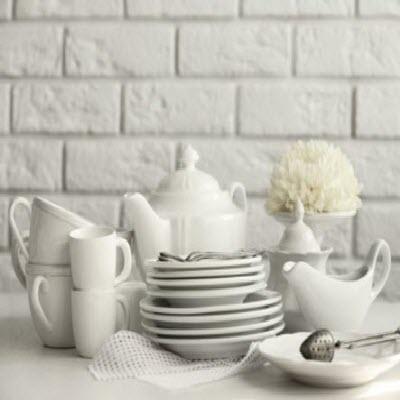 Porcelaine - Vaisselle en céramique