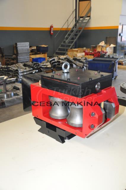 Peças de reposição de máquinas CHK 01
