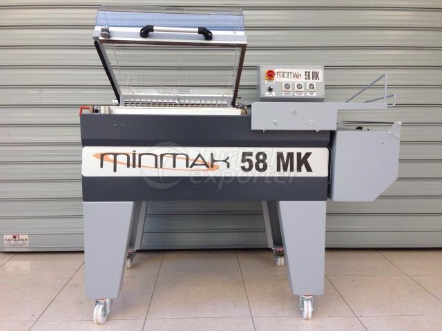 MANUAL SHRINK PACKAGING MACHINE
