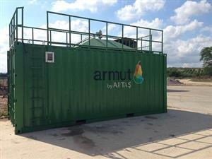 armut® Compact Biogas Unit