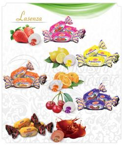 LasenzaCenter Filling Soft Candy