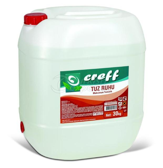 hydrochloric acid 30 kg