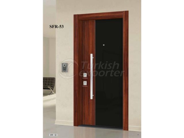 Steel Door - SFR - 53