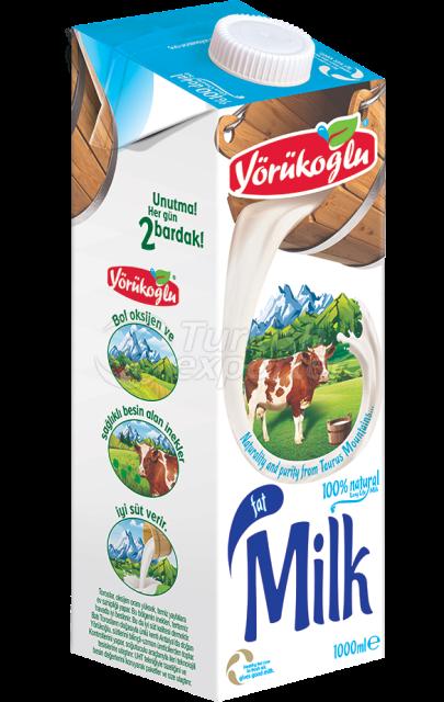 Whole Fat Milk Edge 1L