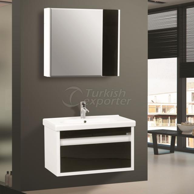 خزانات حمامات Opal 80