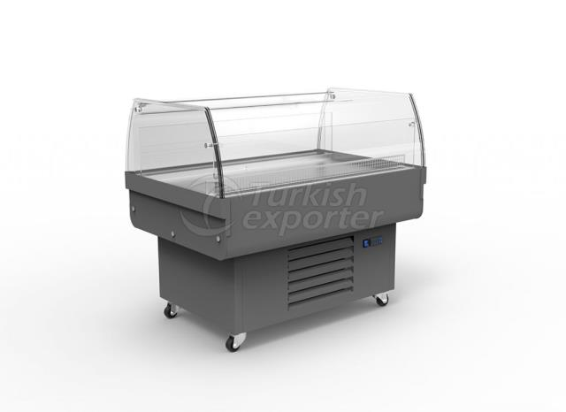 Plug-in Horizontal Promotion Cabinet SPIDER
