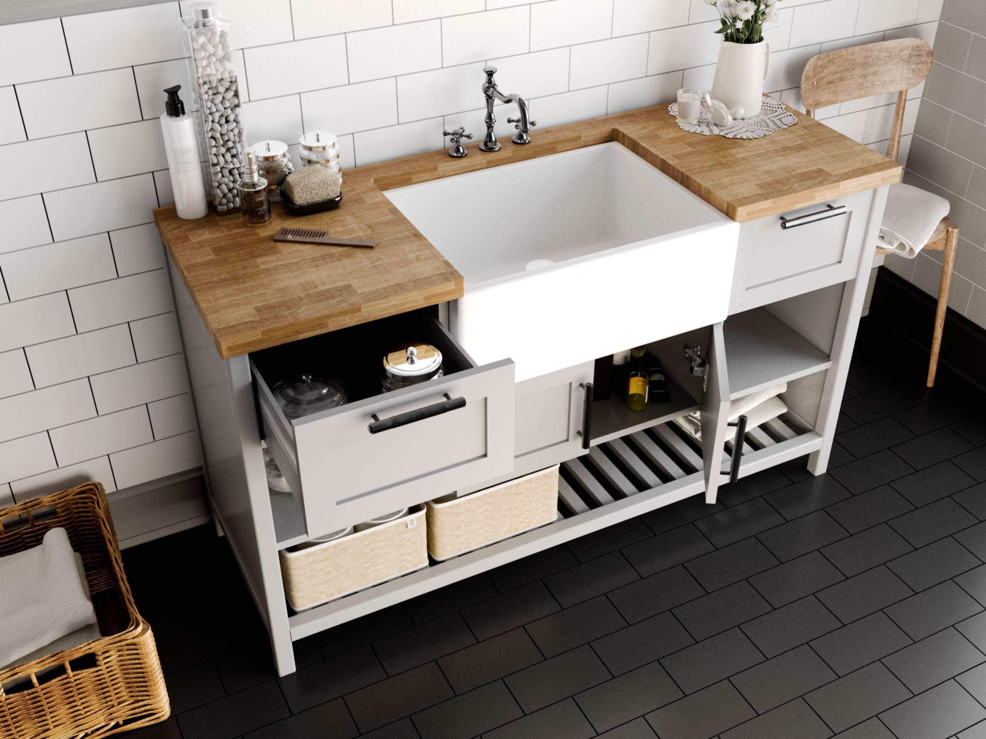 Bathroom cabinet, Bathroom Furniture, Bathroom, Sink (New Design)