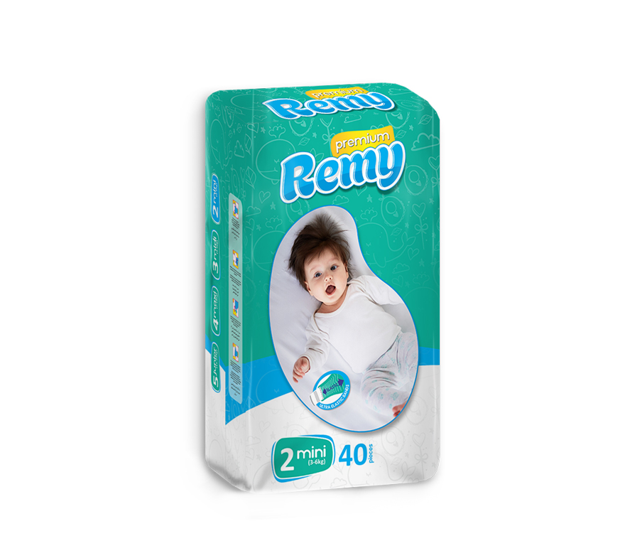 Baby Diapers - Size 2