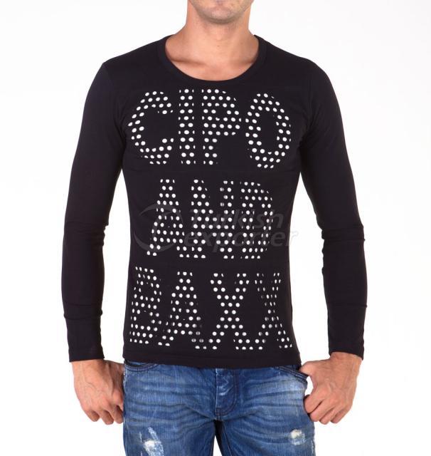 Mens Tops - T-shirts C-5379
