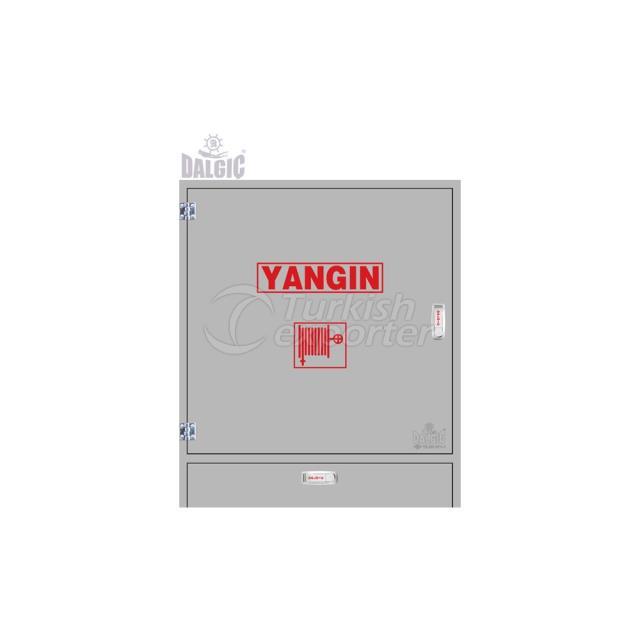 Valve Sheet Cover Vertical Tube Domestic Fire Cabinet EN671-2