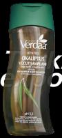 رغوة استحمام العشبية الأوكالبتوس
