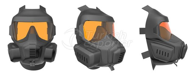 New Generation CBRN Gas Mask