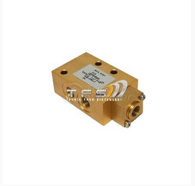 714 210 9117 Transmission Valves