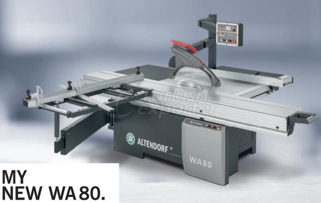 ALTENDORF WA80 TABLE SAW MACHINE