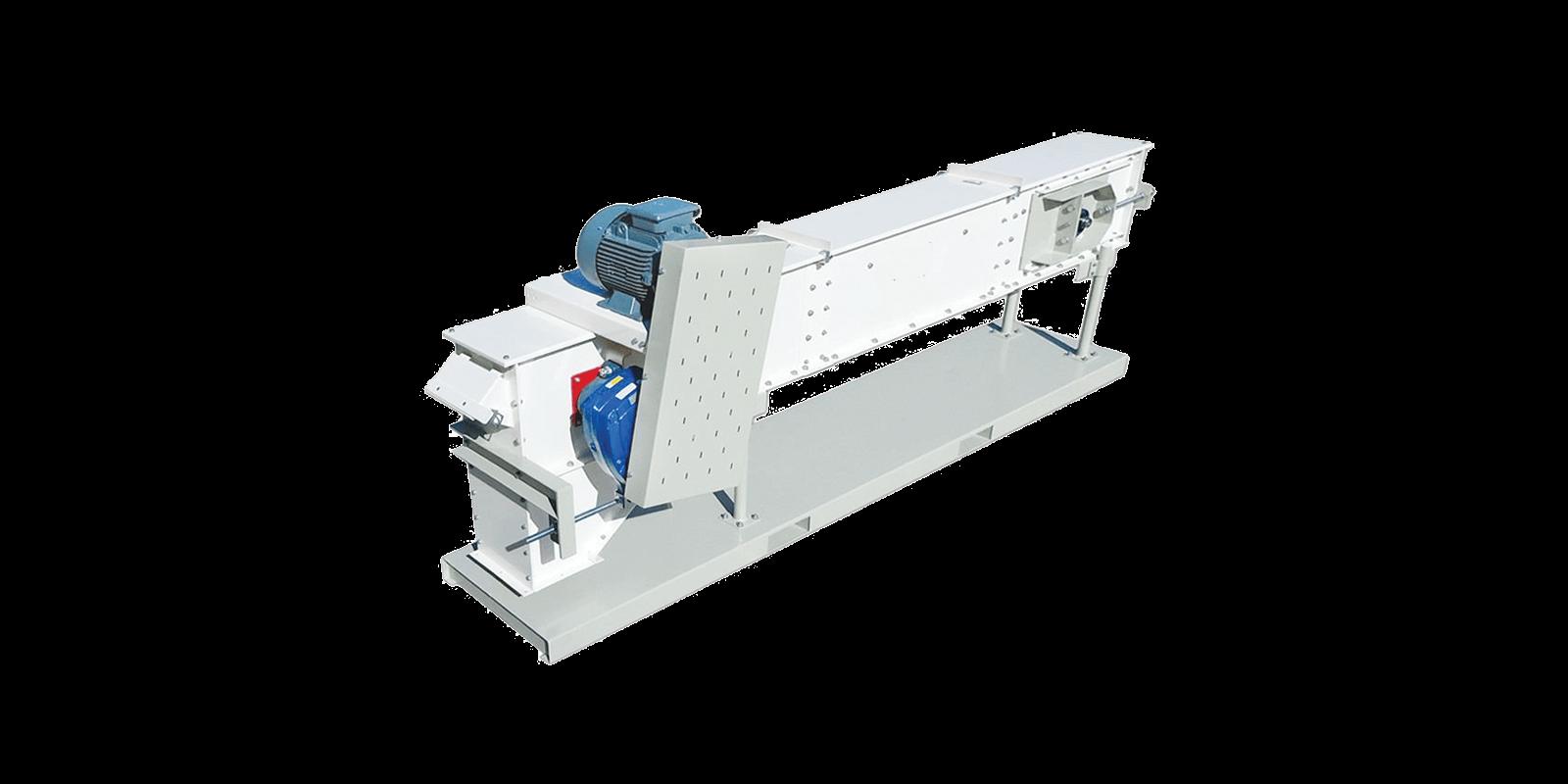 Milling Machines - Chain Conveyor