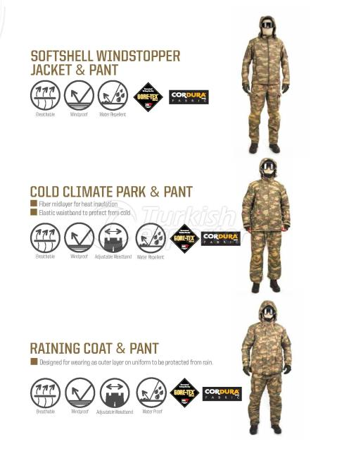 Cold Climate Garment